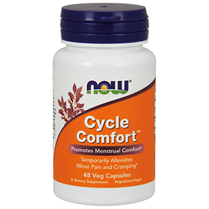 Cycle Comfort - Now Foods