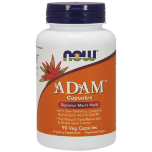 Adam Men's Multiple Vitamin - Now Foods