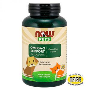 Pets Omega-3 (Gatos e Cães) - Now Foods