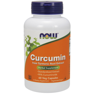 Curcumin Extracto 95% 700mg - Now Foods