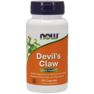 Unha Do Diabo / Harpago (Devil'S Claw Root) - Now Foods