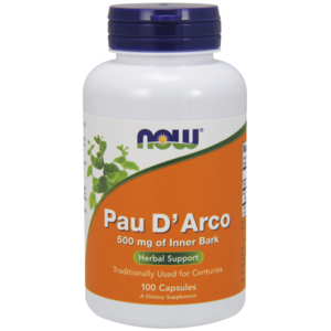 Pau D' Arco 500mg - Now Foods