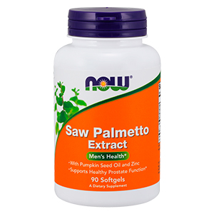 Saw Palmetto Extract 80 Mg - Now Foods
