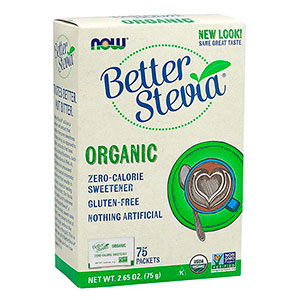 Better Stevia - Now Foods