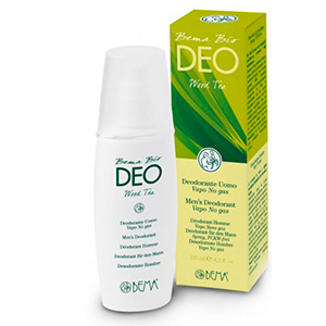 Men'S Deodorant Vapo No-Gas - Wood Tea 100 Ml - Bema Cosmetici Fora de stock