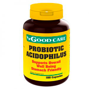 Probiotics Acidophilus - Good Care