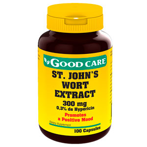 St. John's Wort Extract 300mg - Good Care