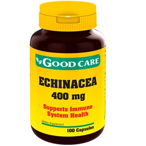 Echinacea 400mg - Good Care