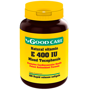 Vitamina E 400 Iu - Good Care