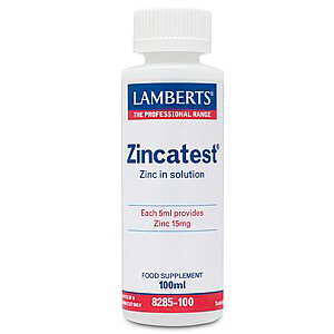 Zincatest (Zinc In Solution) - Lamberts