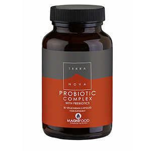 Probiotic Complex with Prebiotics - Terranova