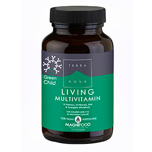 Green Child Living Multivitamin - Terranova