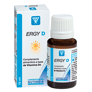 Ergy D - Nutergia